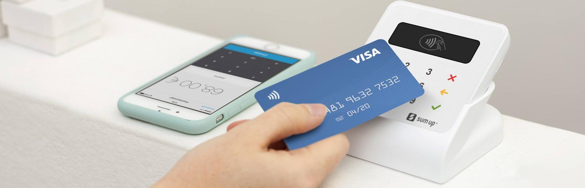 Bij PDQR kunt u met pin of creditcard betalen!